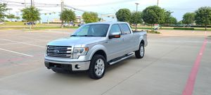 2013 FORD F150 LARIAT 4X4 CLEAN TITLE for Sale in Mansfield, TX
