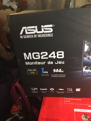 "Asus 24"" lcd for Sale in Kent, WA"