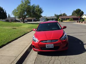 :2016 Hyundai accent Clean title , 70K miles for Sale in undefined