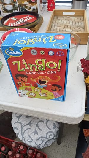 Zingo kids board game for Sale in Chino Hills, CA