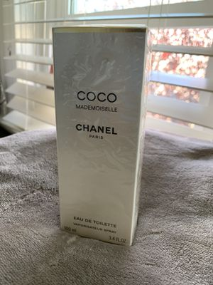 COCO Mademoiselle Chanel Paris perfume for Sale in Emeryville, CA