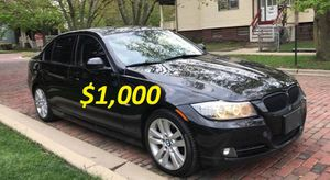 🎁$1,OOO URGENT i selling 2009 BMW 3 Series 335i xDrive AWD 4dr Sedan Runs and drives great beautiful🎁 for Sale in Washington, DC