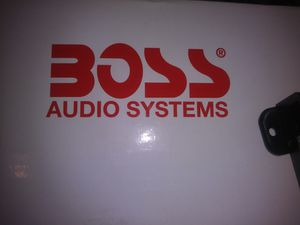 Car stereo amp for Sale in Cleveland, OH