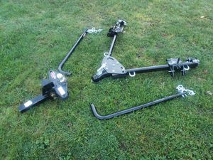 Tow hitch with receiver new for Sale in Lynnwood, WA