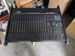 Peavey mixer xr 1600d for Sale in Hudson, FL