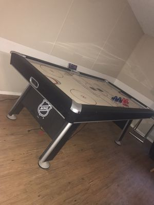NHL Air hockey table for Sale in Leonard, TX
