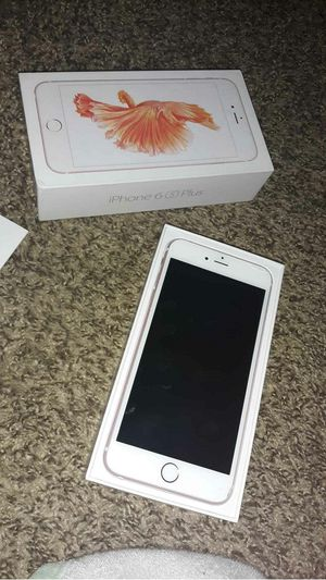 iPhone 6s Plus for Sale in Denver, CO