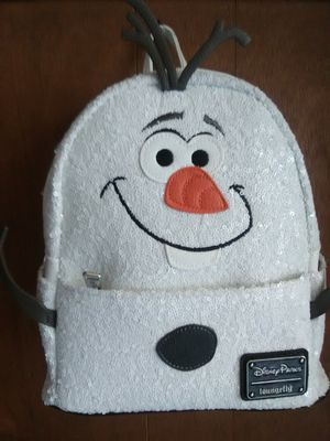 Loungefly Disney Olaf backpack brand new for Sale in City of Industry, CA