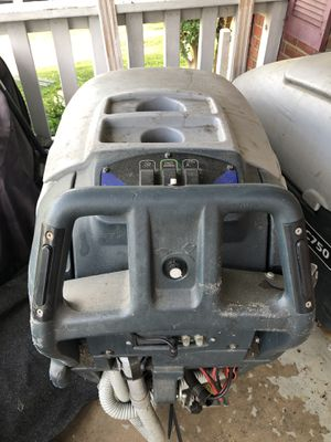 Two Auto scrubber one sc750st $3,500 and another one is c750 $3,000 for Sale in Alexandria, VA