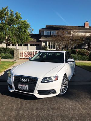 Audi A4 2012 great condition ! for Sale in Los Angeles, CA