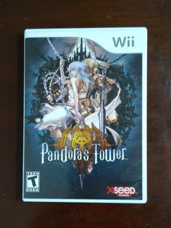 Pandora's Tower [Wii] for Sale in Austin,  TX