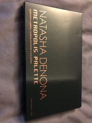 Natasha Denona METROPOLIS Eyeshadow Palette 28 SHADES New for Sale in Jersey City, NJ