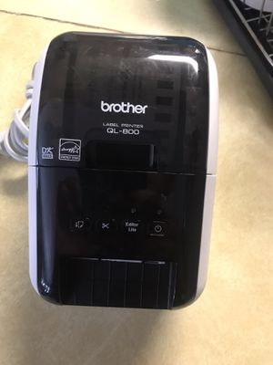 Brother QL-800 High-Speed Professional Label Printer for Sale in San Diego, CA