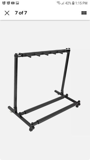 Guitar Holder Rack Stand for Sale in Chicago, IL