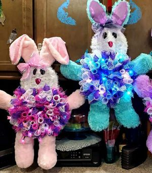 Easter bunny wreaths for Sale in Rockport, TX