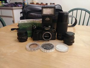 Cannon T70 camera for Sale in Portland, OR
