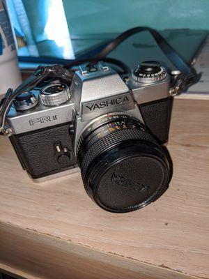 Vintage Yashica Camera 35mm FII for Sale in Pasadena, TX