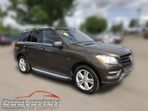 2012 Mercedes-Benz M-Class for Sale in Beaverton, OR