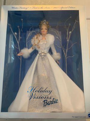 2003 Holiday Barbie for Sale in Port Charlotte, FL