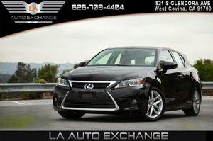 2015 Lexus CT 200h for Sale in West Covina, CA
