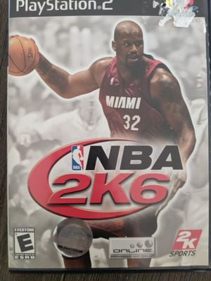 NBA 2k6 for Sale in Beaumont, CA