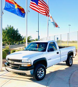 2002 Chevy Silverado 2500 HD 8.1 Vortech Low miles for Sale in Peoria, AZ