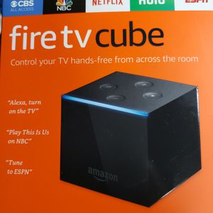 Fire TV cube 6000 channels for Sale in Cleveland, OH