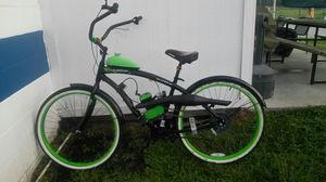 "BIG BRAND new 29 "" high tide w / BRAND NEW 80CC MOTOR KIT BIG BERTHA PIPE ALL ALUMINUM FRAME FAST for Sale in Lakeland, FL"