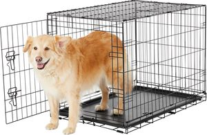 Medium size dog crate for Sale in Las Vegas, NV