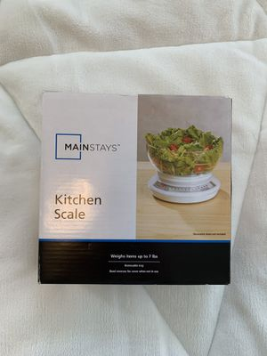 Mainstays Kitchen Scale for Sale in Orem, UT