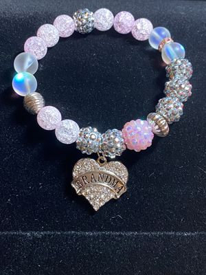 Grandma Charmed beaded bracelet for Sale in Norfolk, VA