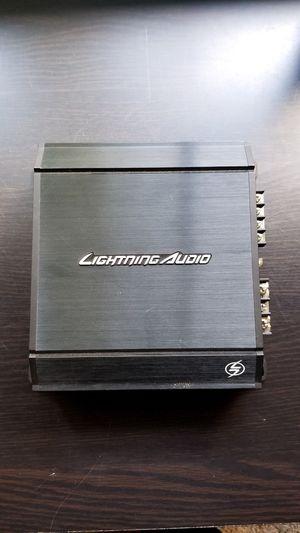 Lighting Audio amplifier for Sale in Portland, OR