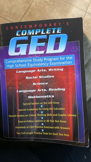 Complete GED for Sale in Pembroke Pines, FL