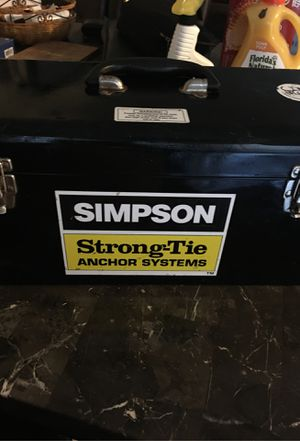 Simpson nail gun for Sale in National City, CA