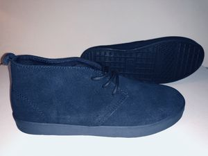 Gap Kids Navy Blue Suede Chuka Boot-4Y for Sale in Sausalito, CA