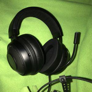 Razer gaming Headphones for Sale in Fresno, CA