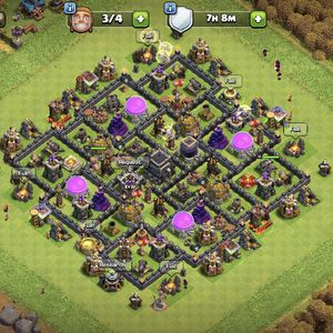 Clash of Clans Town hall 9 for Sale in Sacramento, CA