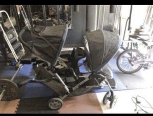 Double stroller for Sale in Houston, TX