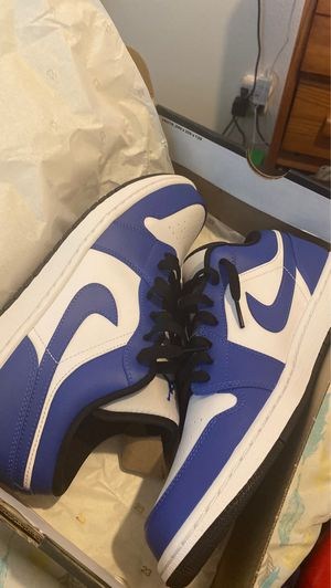 "Air Jordan 1 Low ""Game Royal"" for Sale in Haines City, FL"