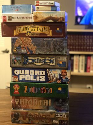 Board games for sale! for Sale in Upland, CA