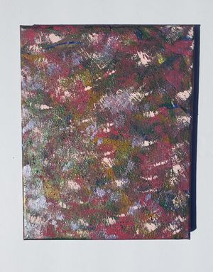 Abstract art on canvas for Sale in Azalea Park, FL