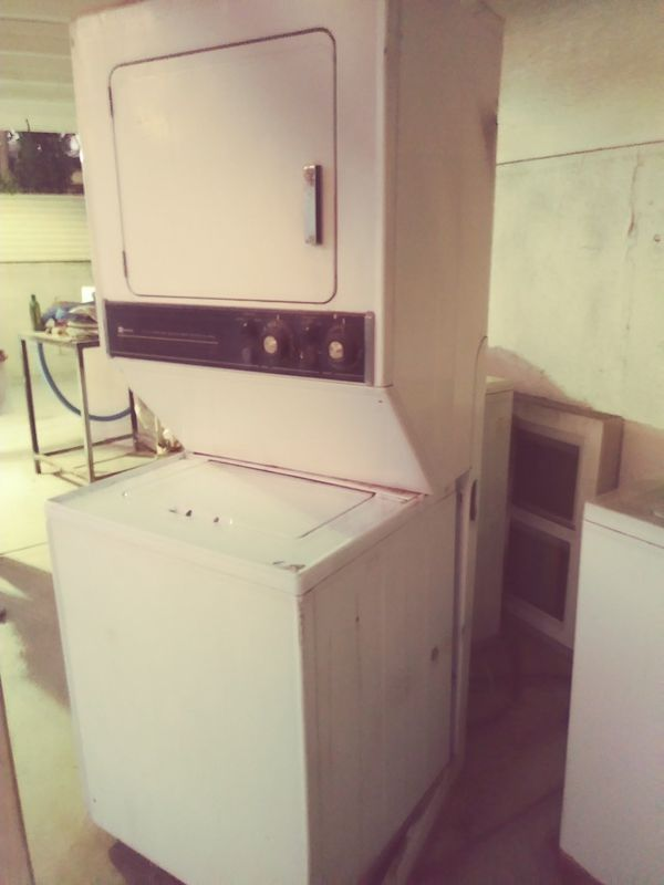 Washer And Dryer Assembly Maytag