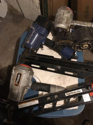 Nail gun for Sale in Kansas City, MO