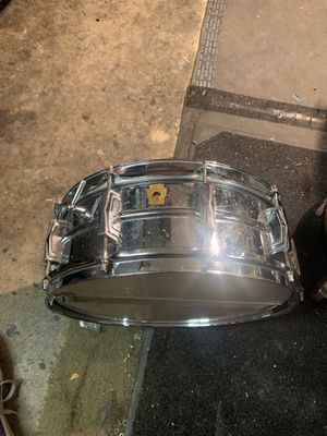 Vintage Ludwig snare 1964 Supra phonic 5x14 for Sale in Alhambra, CA