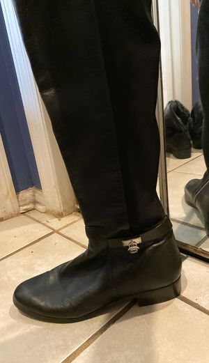 Michael kors Black leather boot for Sale in Nashville, TN