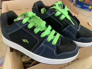 Boys-Tony Hawk-shoes (size 4)-BRAND NEW-$30obo for Sale in Clovis, CA