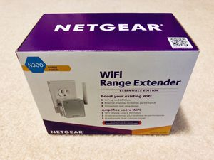 NETGEAR N300 WiFi Range Extender for Sale in Crofton, MD