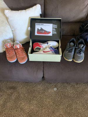 Nike Kobe Shoe Lot for Sale in Lemoore, CA