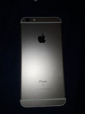 iPhone 6 s plus for Sale in Los Angeles, CA