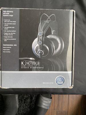 K240 MK 11 Studio Headphones for Sale in Dallas, TX